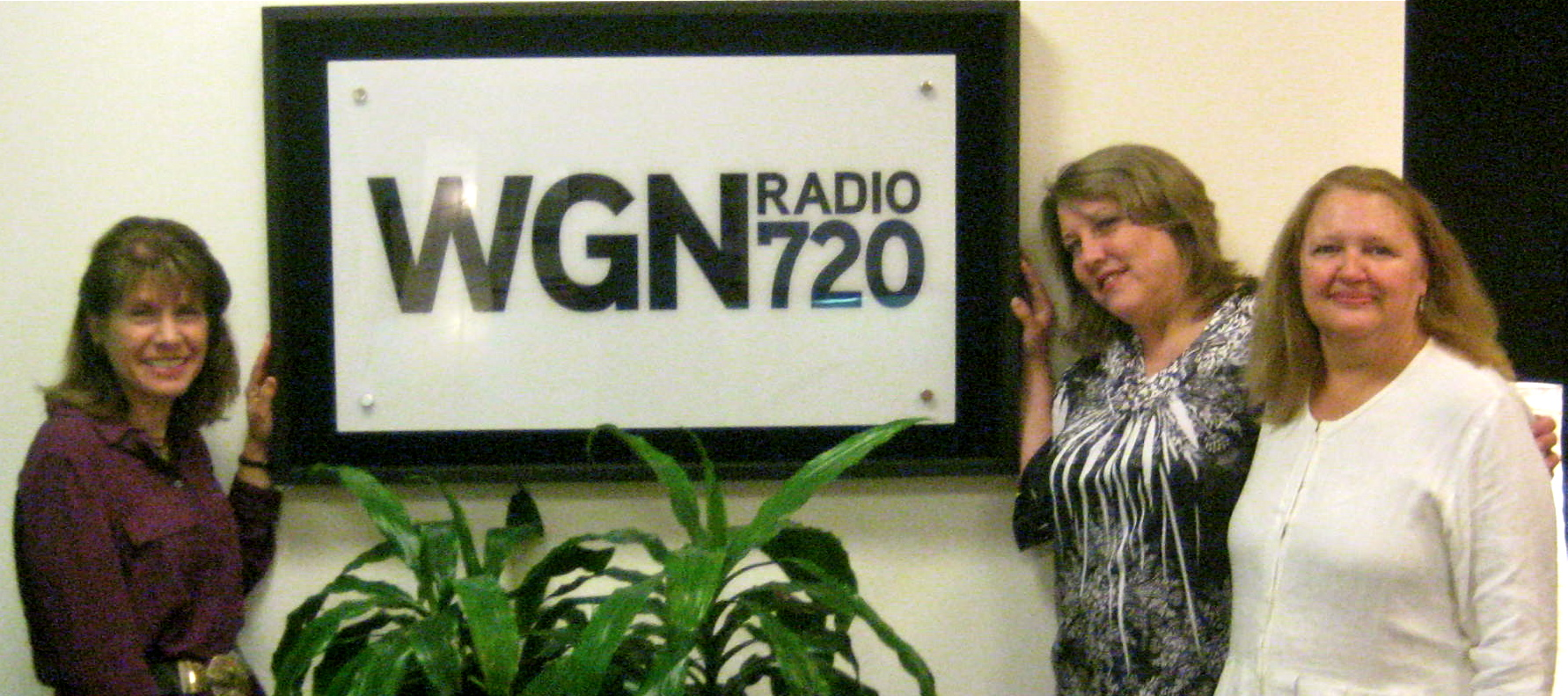 WGN Radio 720 podcast with Rick Kogan