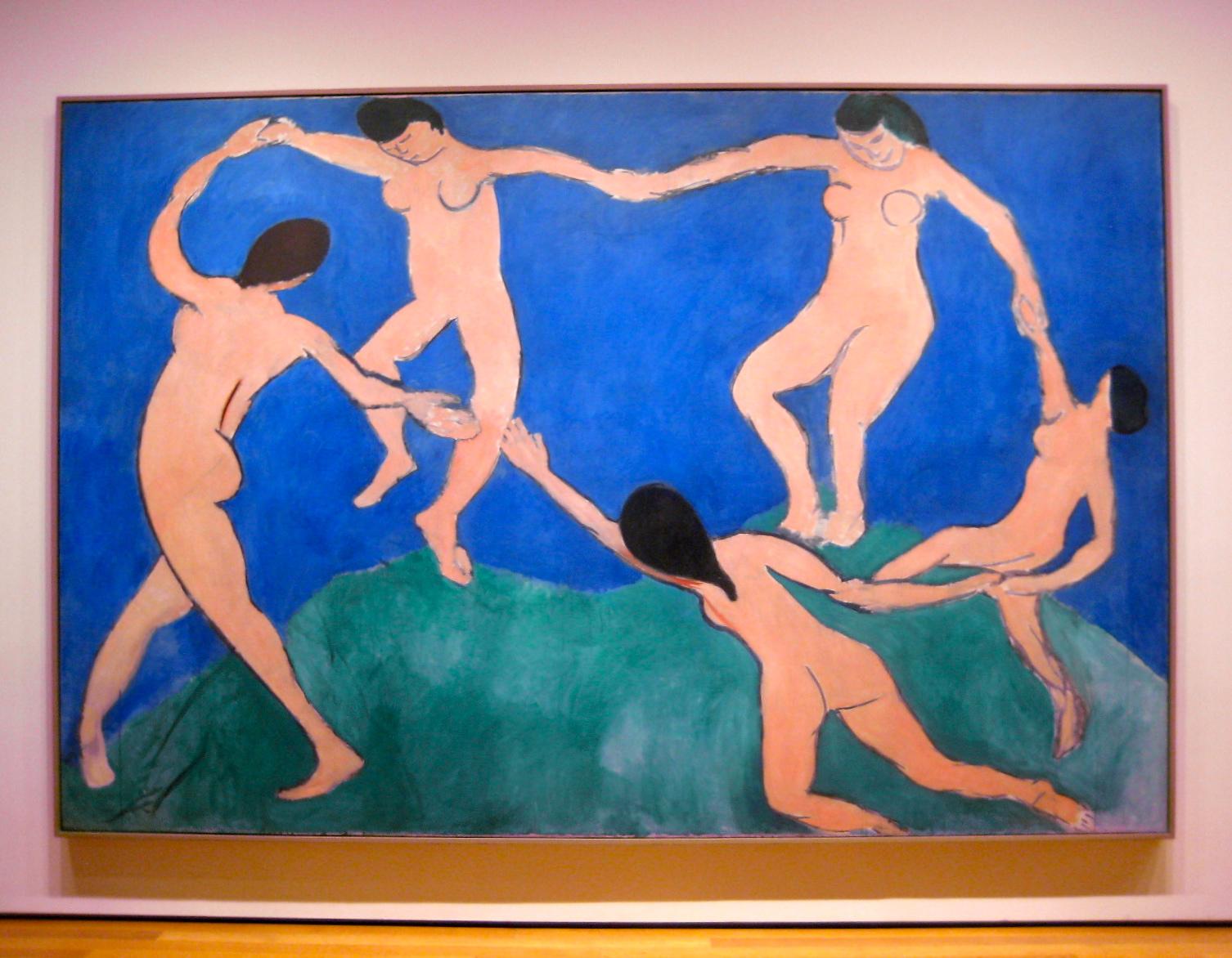 Henri Matisse — Dance (I)