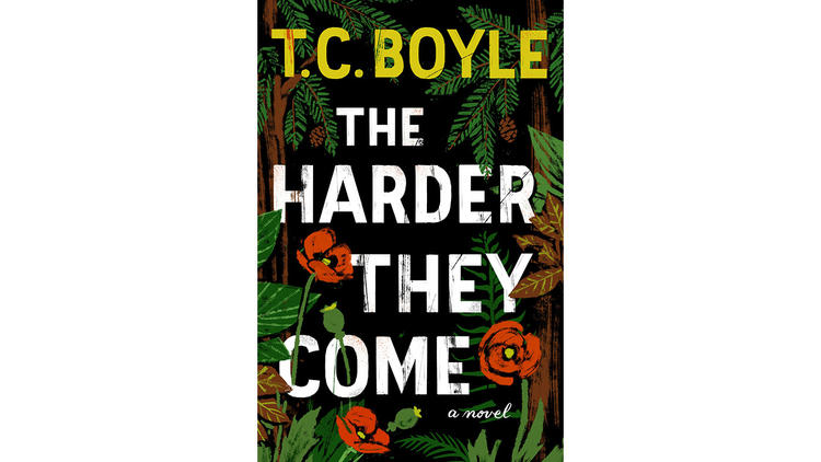 T. C. Boyle and a poem