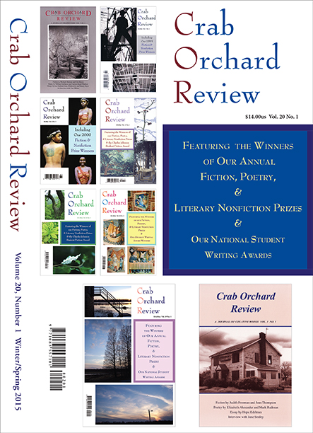 You can still submit to Crab Orchard Review & Vine Leaves