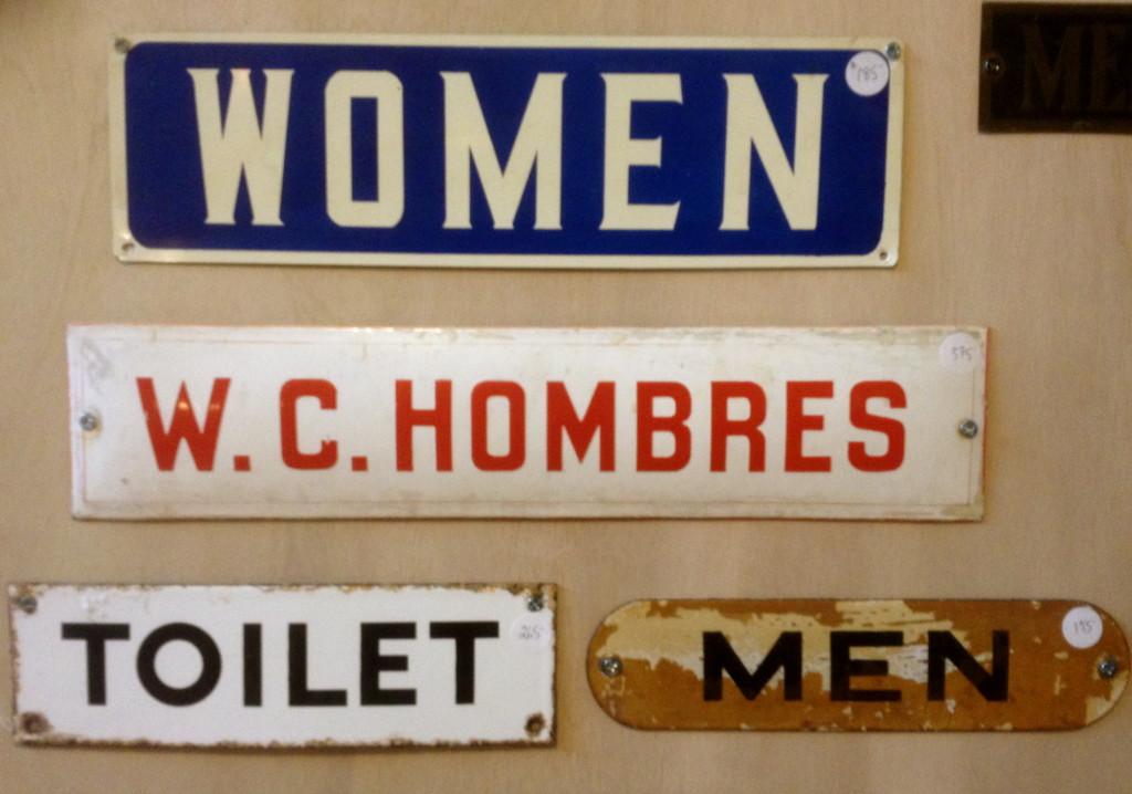 W. C. Hombres © Ellen Wade Beals, 2017