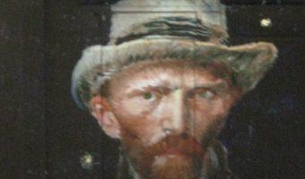 Van Gogh solace